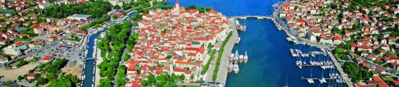 Trogir – one big museum under the patronage of UNESCO